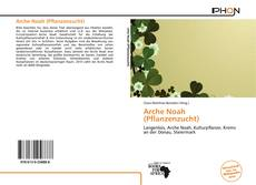 Arche Noah (Pflanzenzucht)的封面