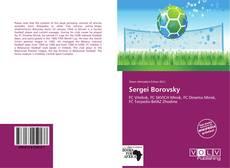 Buchcover von Sergei Borovsky