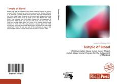 Bookcover of Temple of Blood