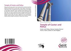 Bookcover of Temple of Castor and Pollux