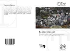 Bookcover of Reckershausen
