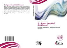Capa do livro de St. Agnes Hospital (Baltimore)