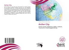 Bookcover of Archer City