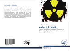 Borítókép a  Archer J. P. Martin - hoz