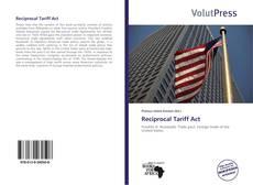 Copertina di Reciprocal Tariff Act