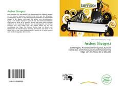 Portada del libro de Arches (Vosges)