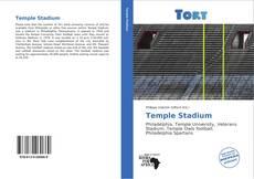 Buchcover von Temple Stadium