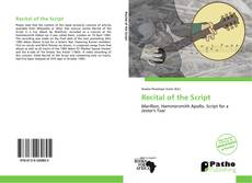 Bookcover of Recital of the Script
