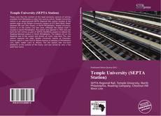 Copertina di Temple University (SEPTA Station)