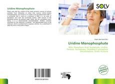 Couverture de Uridine Monophosphate