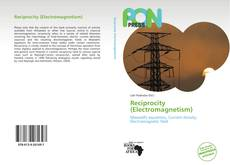 Bookcover of Reciprocity (Electromagnetism)