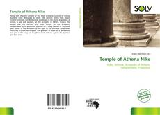 Bookcover of Temple of Athena Nike