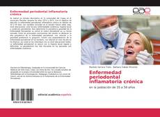 Buchcover von Enfermedad periodontal inflamatoria crónica