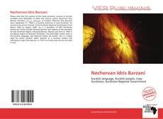 Bookcover of Nechervan Idris Barzani