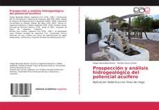 Portada del libro de Prospección y análisis hidrogeológico del potencial acuífero