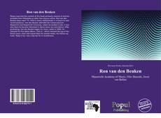 Обложка Ron van den Beuken