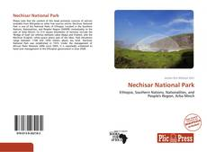 Bookcover of Nechisar National Park