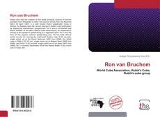Couverture de Ron van Bruchem