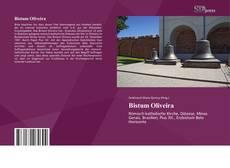 Capa do livro de Bistum Oliveira