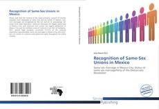 Couverture de Recognition of Same-Sex Unions in Mexico