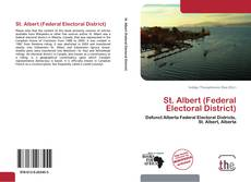 Copertina di St. Albert (Federal Electoral District)