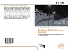 Bookcover of St. Albert (N.W.T. Electoral District)