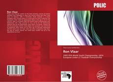 Bookcover of Ron Vlaar