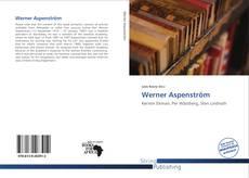 Обложка Werner Aspenström