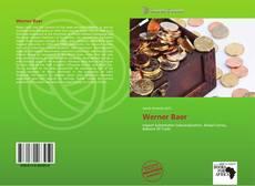 Обложка Werner Baer