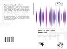 Bookcover of Werner Emmanuel Bachmann
