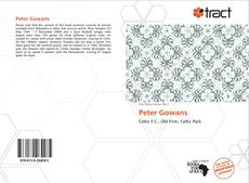 Bookcover of Peter Gowans