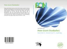 Buchcover von Peter Grant (footballer)