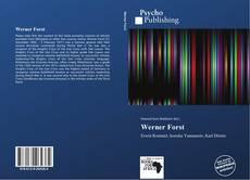 Capa do livro de Werner Forst