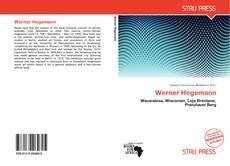 Capa do livro de Werner Hegemann