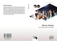 Capa do livro de Werner Herzog