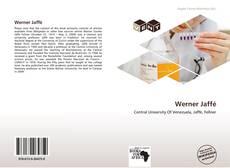 Buchcover von Werner Jaffé