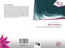 Bookcover of Peter Gordeno