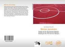 Capa do livro de Werner Jernström
