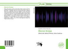 Borítókép a  Werner Kreipe - hoz