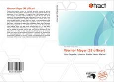 Portada del libro de Werner Meyer (SS officer)