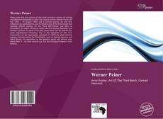 Capa do livro de Werner Peiner