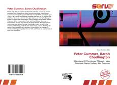 Bookcover of Peter Gummer, Baron Chadlington