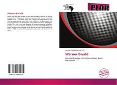 Capa do livro de Werner Ewald