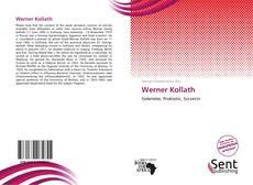 Buchcover von Werner Kollath