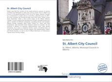 St. Albert City Council kitap kapağı