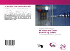 Portada del libro de St. Albert the Great Elementary School
