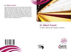 Bookcover of St. Albert Transit