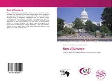 Ron Villanueva kitap kapağı