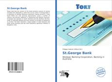 Bookcover of St.George Bank