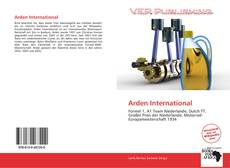 Bookcover of Arden International